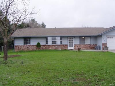 Los Molinos Single Family Home For Sale: 25215 3rd Ave