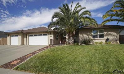 Red Bluff Single Family Home For Sale: 12885 Ivy Ln