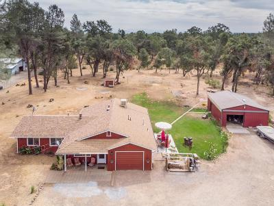 Cottonwood Single Family Home For Sale: 18862 Jewell Rd