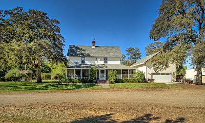 Red Bluff Single Family Home For Sale: 16100 Red Bank Rd