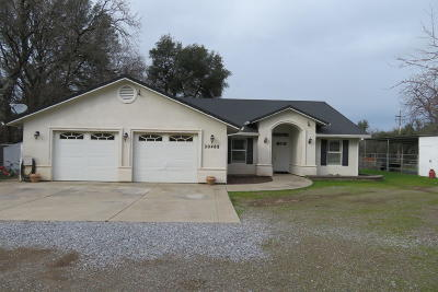 Cottonwood Single Family Home For Sale: 20488 First St