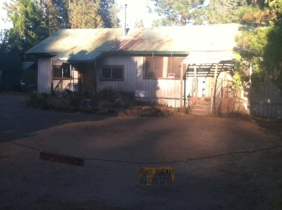 McCloud Single Family Home Comp Only: Mountainview Dr