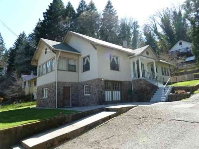 Dunsmuir Single Family Home Comp Only: 4400 Allen Street