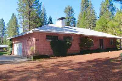 McCloud Single Family Home Comp Only: 412 Papoose Lane