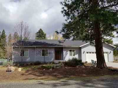 Weed Single Family Home For Sale: 17641 Grizzly Den