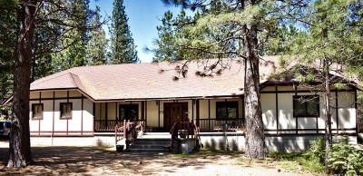 McCloud Single Family Home For Sale: 639 Shasta Pines Road