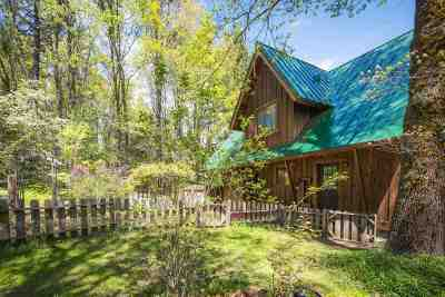 Single Family Home For Sale: 2909 S Old Stage Road