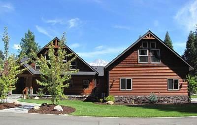 Mt Shasta Single Family Home For Sale: 2029 Weston Lane