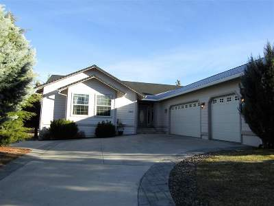Weed CA Single Family Home For Sale: $319,900