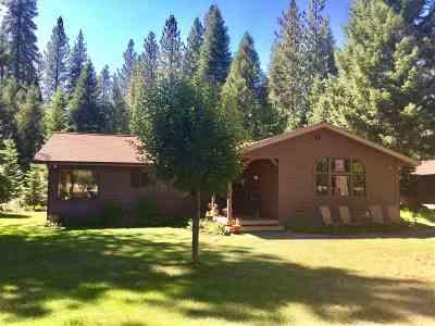 McCloud Single Family Home For Sale: 2101 Memeo Road