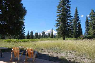 McCloud Single Family Home For Sale: 7625 Lassen View Court
