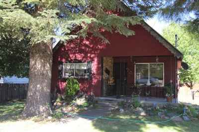 McCloud Single Family Home For Sale: 820 Hennessey