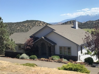 Single Family Home For Sale: 14117 Wildhorse Rd.
