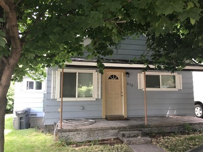 Weed Single Family Home For Sale: 672 Stringtown
