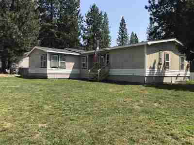 McCloud Single Family Home For Sale: 810 Firenze