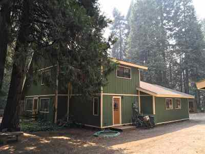 Single Family Home For Sale: 3609 N Old Stage Road