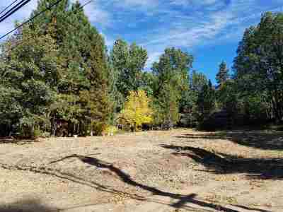 Mt Shasta Residential Lots & Land For Sale: Washington Drive
