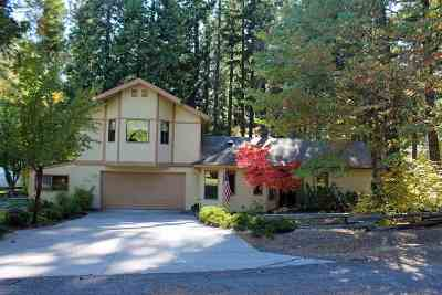 Mt Shasta Single Family Home For Sale: 2214 Bobcat Trail