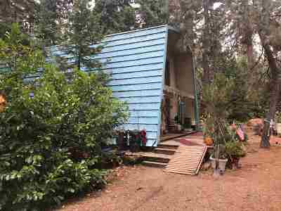 Mt Shasta Single Family Home For Sale: 1014 & 1020 Davis Place Rd