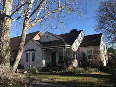 Single Family Home For Sale: 311 W Alma
