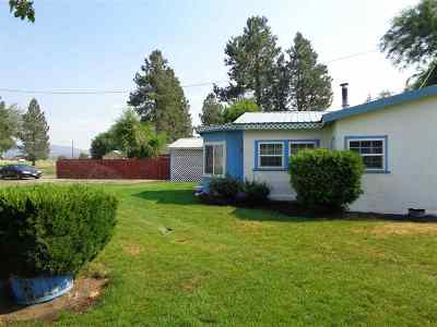 Single Family Home For Sale: 15217 Old State Hwy