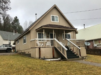 McCloud Single Family Home For Sale: 701 Hennessy Way