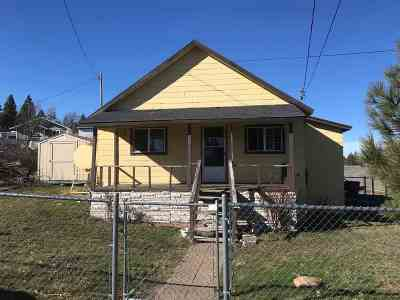 Single Family Home For Sale: 1180 Crestmore Ave.