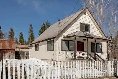 McCloud Single Family Home For Sale: 913 Beaumont Ave