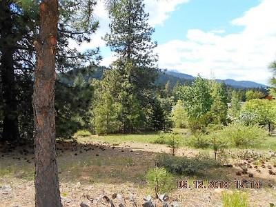 Mt Shasta Residential Lots & Land For Sale: Unit 2 Lot 6 Siskiyou Lake