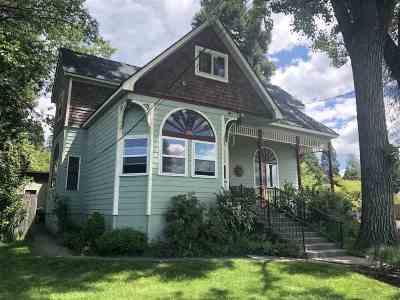 Single Family Home For Sale: 304 S Mt Shasta Blvd