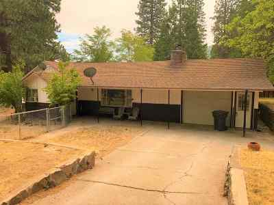 Weed Single Family Home For Sale: 350 Sullivan