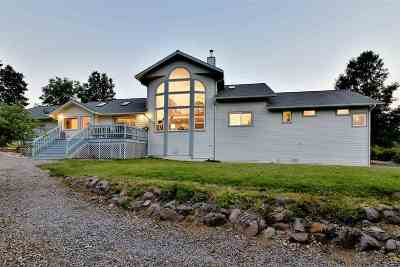 Mt Shasta Single Family Home For Sale: 233 Madison Dr