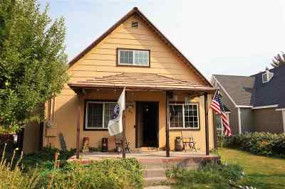 McCloud Single Family Home For Sale: 816 Hennessy Way