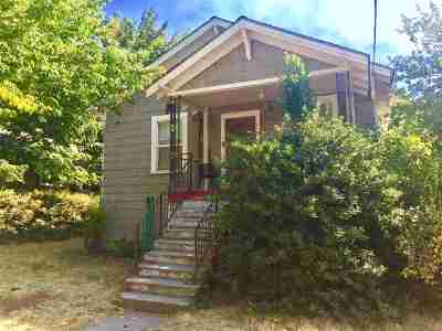 Single Family Home For Sale: 115 McCloud Ave