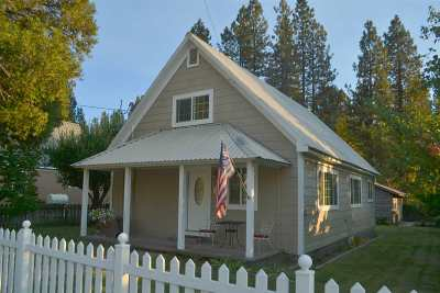 McCloud Single Family Home For Sale: 344 E Minnesota Ave