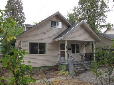 Mt Shasta Single Family Home For Sale: 109 N B St.