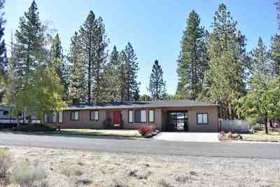 Weed Single Family Home For Sale: 17527 Jackrabbit Rd.