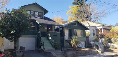 Dunsmuir Multi Family Home For Sale: 6125 & 6127 Rose Ave