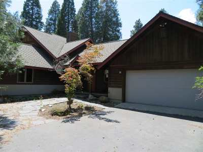 Mt Shasta Single Family Home For Sale: 2106 Davis Place Rd