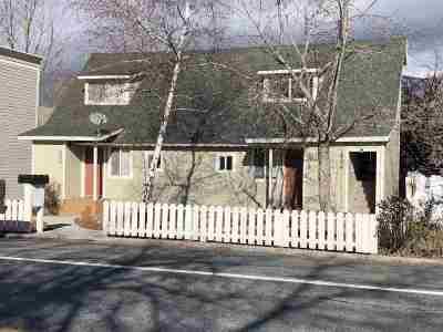 Mt Shasta Multi Family Home For Sale: 604-608 N Mt. Shasta Blvd