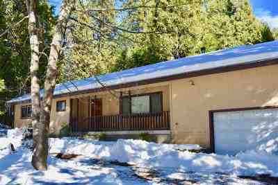 Mt Shasta CA Single Family Home For Sale: $295,000