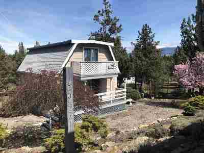 Weed CA Single Family Home For Sale: $183,500