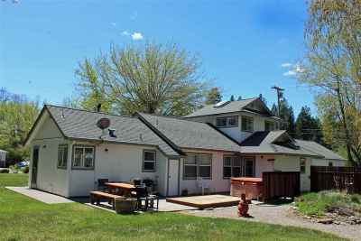 Mt Shasta CA Single Family Home For Sale: $349,000