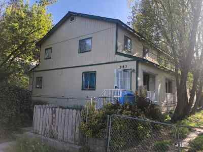 Weed CA Multi Family Home For Sale: $485,000