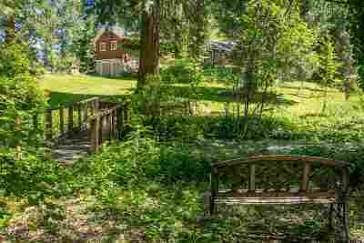 Mt Shasta Single Family Home For Sale: 1530 Hill Rd.