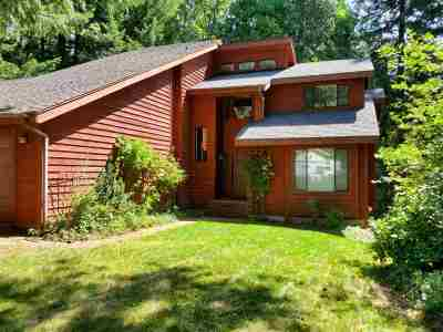 Dunsmuir Single Family Home For Sale: 4620 Fawn Ct