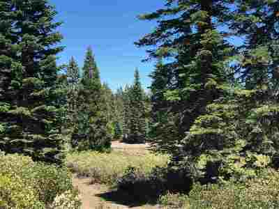 McCloud Residential Lots & Land For Sale: 4-C-3 Summit View Drive