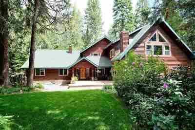 Mt Shasta Single Family Home For Sale: 1307 Ramona Drive