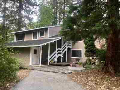 Mt Shasta Single Family Home Comp Only: 906 McCloud Ave