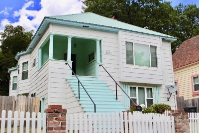 Dunsmuir Single Family Home For Sale: 5951 Dunsmuir Ave